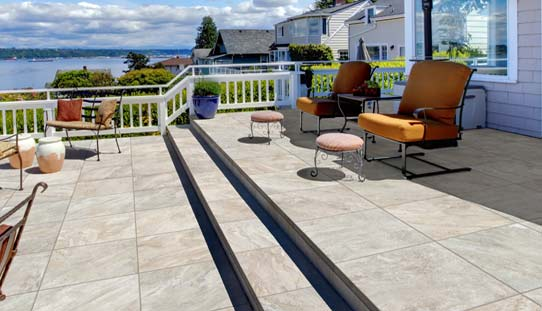 Wood Deck Tiles Amp Porcelain Pavers For Roof Decks