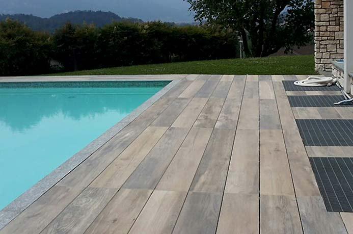 Plank Style Pavers